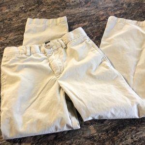 Kids khaki pants